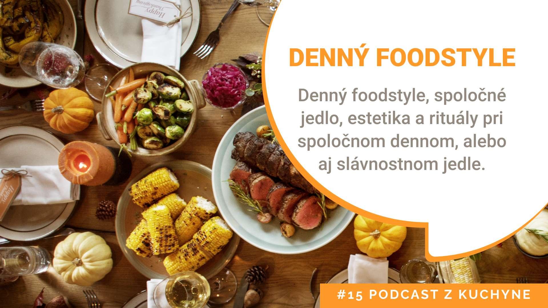Prestieranie domáceho jedla