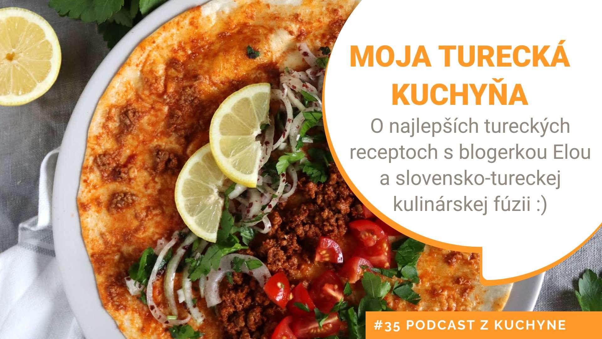 turecké recepty