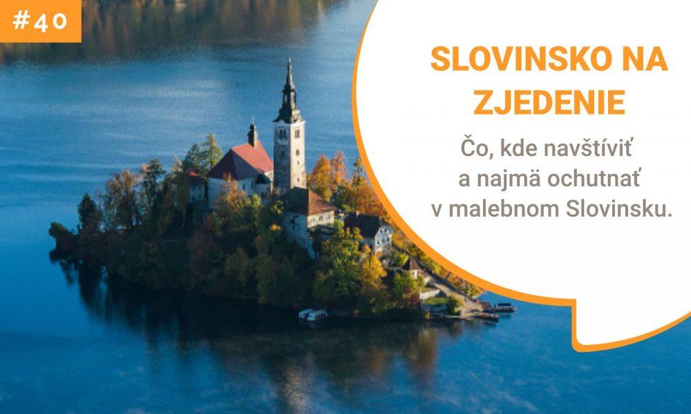 Slovinsko na zjedenie